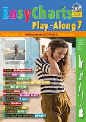 - Easy Charts Play-Along Volume 7 - Sheet Music - di-arezzo.co.uk