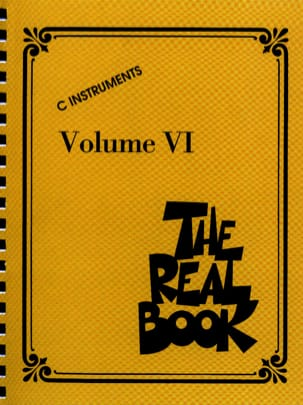 - The Real Book Volume 6 - C Instruments - Partition - di-arezzo.fr