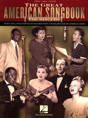- The Great American Songbook - The Singers - Sheet Music - di-arezzo.co.uk