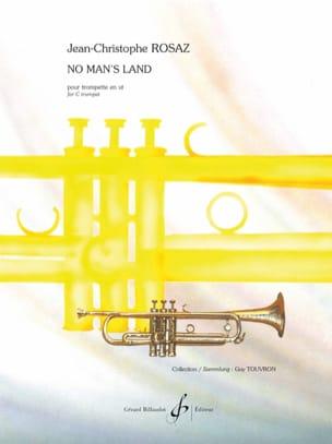 No Man's Land - Jean-Christophe Rosaz - Partition - laflutedepan.com
