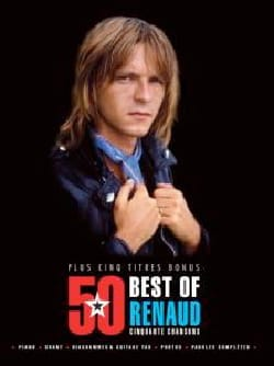 RENAUD - 50 Best Of - Renaud - Partition - di-arezzo.fr