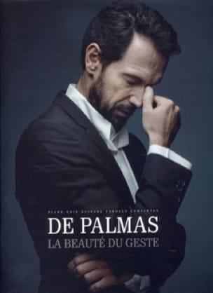 La Beauté du Geste - Gérald De Palmas - Partition - laflutedepan.com
