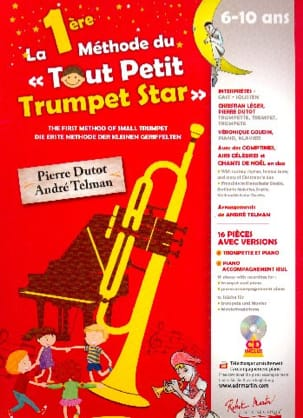 - The 1st Method of Toddler Trumpet Star - Sheet Music - di-arezzo.co.uk