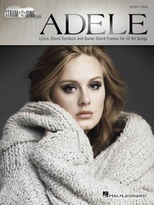 Adele - Adele - Strum & Sing - Partition - di-arezzo.fr