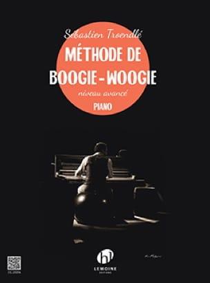 Sébastien Troendlé - Méthode de Boogie-Woogie - Volume 2 (Niveau Avancé) - Partition - di-arezzo.fr