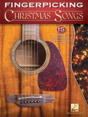 Noël - Fingerpicking Christmas Songs - Partition - di-arezzo.fr