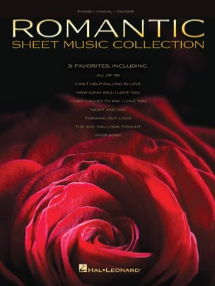 - Romantic Sheet Music Collection - Partition - di-arezzo.fr