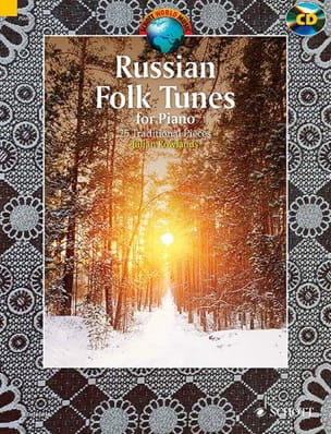 Traditionnel Russe - Russian Folk Tunes for Piano - Partition - di-arezzo.fr