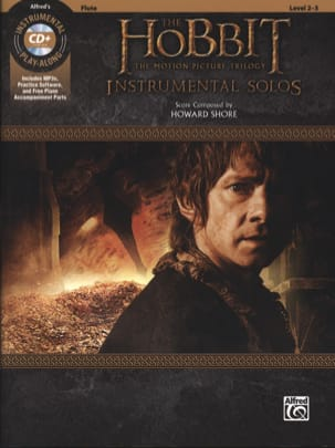 Howard Shore - The Hobbit - The Motion Picture Trilogy Instrumental Solos - Sheet Music - di-arezzo.com