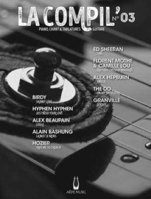 - THE COMPIL N ° 03 - Sheet Music - di-arezzo.com