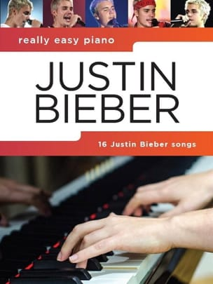 Really Easy Piano - Justin Bieber Justin Bieber Partition laflutedepan