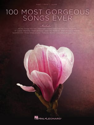 - 100 Most Gorgeous Songs Ever - Sheet Music - di-arezzo.com