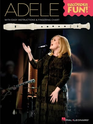Adele - Adele - Recorder Fun! - Sheet Music - di-arezzo.com