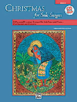 Noël - Christmas for Solo Singers - Medium Low Voice - Sheet Music - di-arezzo.com