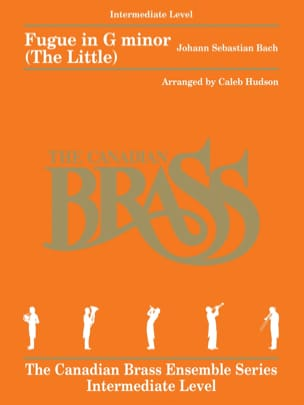 Fugue in G minor The Little - The Canadian Brass Ensemble Series - laflutedepan.com