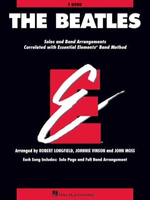 The Beatles Cor en Fa) - Essential Elements - laflutedepan.com