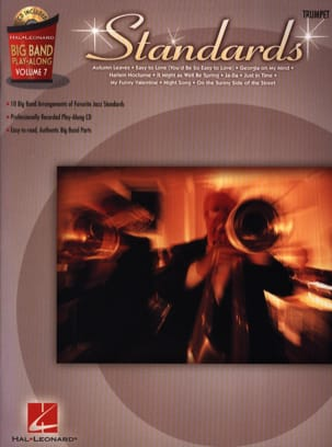 - Big Band Play-Along Volume 7 - Standards - Sheet Music - di-arezzo.co.uk