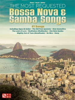 - The Most Requested Bossa Nova - Samba Songs - Sheet Music - di-arezzo.co.uk
