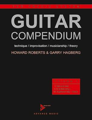 Howard Roberts & Garry Hagberg - Compendio de guitarra - Partitura - di-arezzo.es