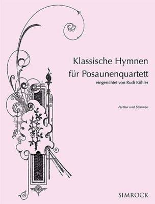 Klassische Hymnen für Posaunenquartett - laflutedepan.com