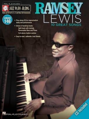 Lewis Ramsey - Jazz Play-Along Volume 146 - Ramsey Lewis - Sheet Music - di-arezzo.co.uk