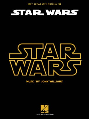 John Williams - Star Wars - Easy Guitare - Sheet Music - di-arezzo.co.uk
