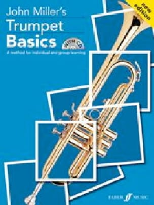John Miller - Trumpet Basics Pupil's Book - Sheet Music - di-arezzo.co.uk