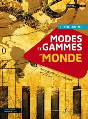 Olivier Ripoll - Modes and Ranges of the World - Introduction to Music Modes - Sheet Music - di-arezzo.co.uk