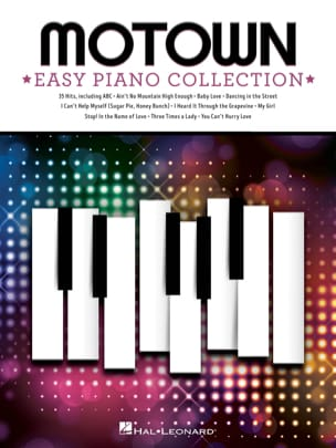 - Motown - Easy Piano Collection - Sheet Music - di-arezzo.com