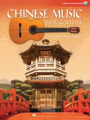 Fernando Pérez - Chinese Music for Guitar - Sheet Music - di-arezzo.co.uk