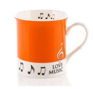 Accessoires - Mug - Tasse Orange - Accessoire - di-arezzo.fr