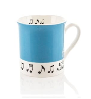 Accessoires - Mug - Tasse Bleue - Accessoire - di-arezzo.fr