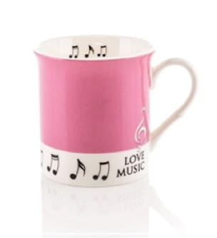 Accessoires - Mug - Tasse Rose - Accessoire - di-arezzo.fr