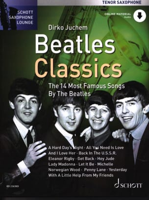 BEATLES - Beatles Classics - Partition - di-arezzo.fr