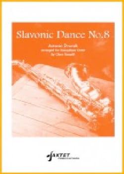 Slavonic Dance No. 8 DVORAK Partition Saxophone - laflutedepan