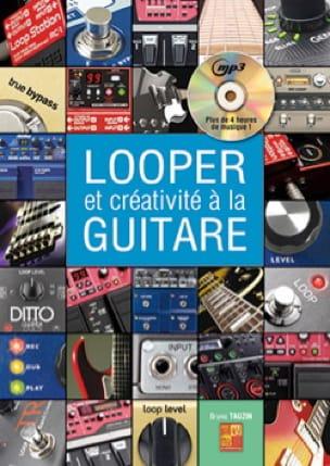Looper et créativité à la guitare Bruno Tauzin Partition laflutedepan
