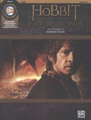 The Hobbit - The Motion Picture Trilogy Instrumental Solos for Strings - laflutedepan.com