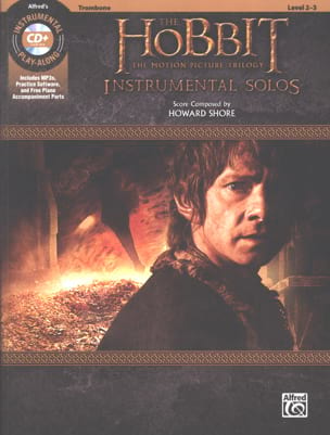 The Hobbit - The Motion Picture Trilogy Instrumental Solos-MP3 - laflutedepan.com
