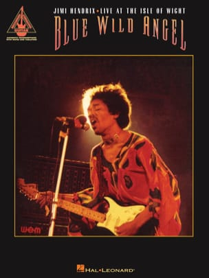 Jimi Hendrix - Blue Wild Angel - Jimi Hendrix Live At The Isle of Wight - Partition - di-arezzo.fr
