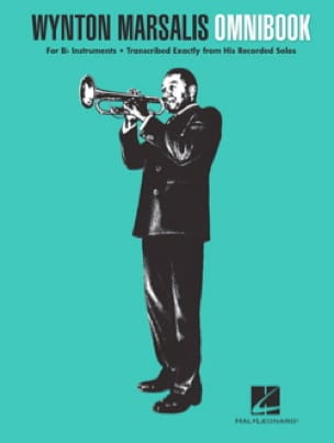 Wynton Marsalis - Wynton Marsalis - Omnibook for Bb instrument - Sheet Music - di-arezzo.com
