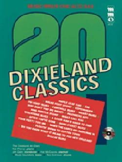- Twenty Dixieland Classics - Music Minus One Alto Sax - Partition - di-arezzo.fr