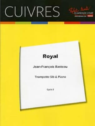 Royal - Jean-François Basteau - Partition - laflutedepan.com