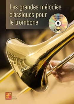 - The great classical melodies for the trombone - Sheet Music - di-arezzo.com