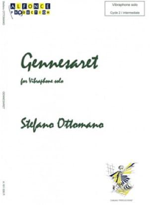 Gennesaret - Stefano Ottomano - Partition - laflutedepan.com