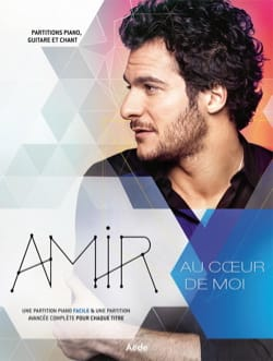 Amir - In the heart of Me - Sheet Music - di-arezzo.com