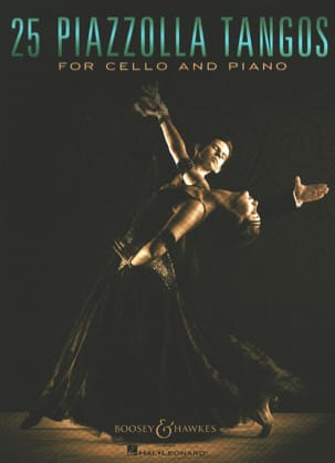 Astor Piazzolla - 25 Piazzolla Tangos for Cello and Piano - Sheet Music - di-arezzo.co.uk