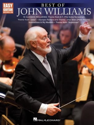 John Williams - Best of John Williams - Easy Guitar - Sheet Music - di-arezzo.com