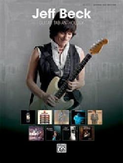 Jeff Beck - Jeff Beck - Antología Guitar TAB - Partitura - di-arezzo.es