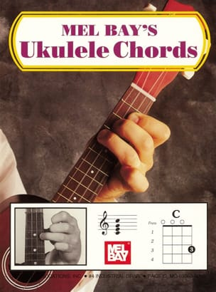 - Mel Bay's Ukulele Chords - Partition - di-arezzo.fr