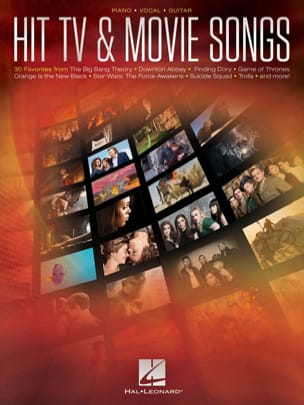 - Hit TV & Movie Songs - Sheet Music - di-arezzo.com